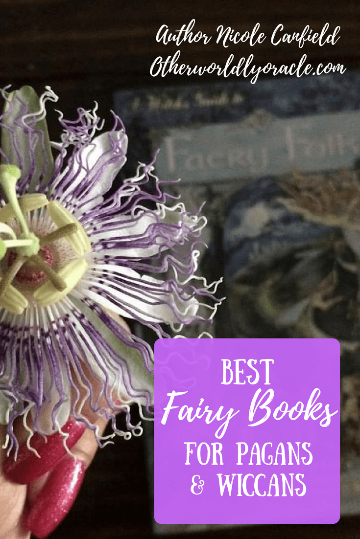 Best Fairy Books for Pagans and Wiccans - Old and New