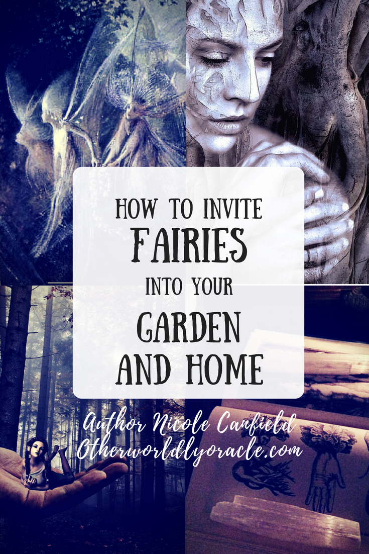 Attract Fairies to Your Home & Garden With Fairy Offerings