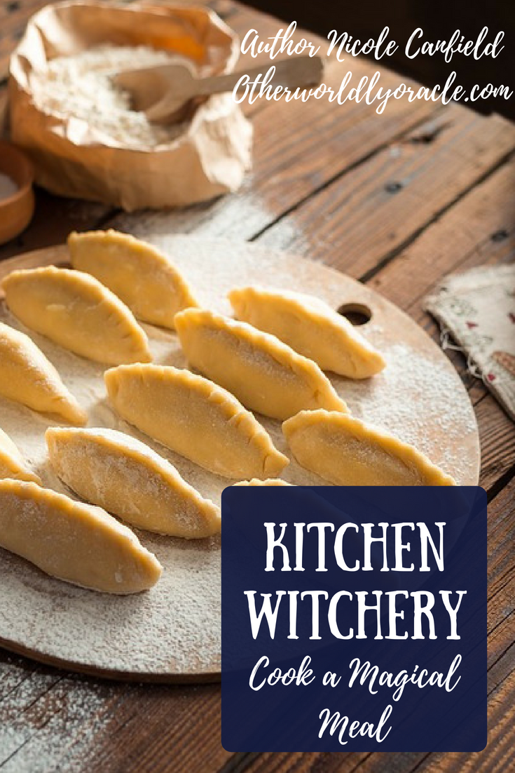 kitchen witchcraft cook a magical meal - Kitchen Witchery