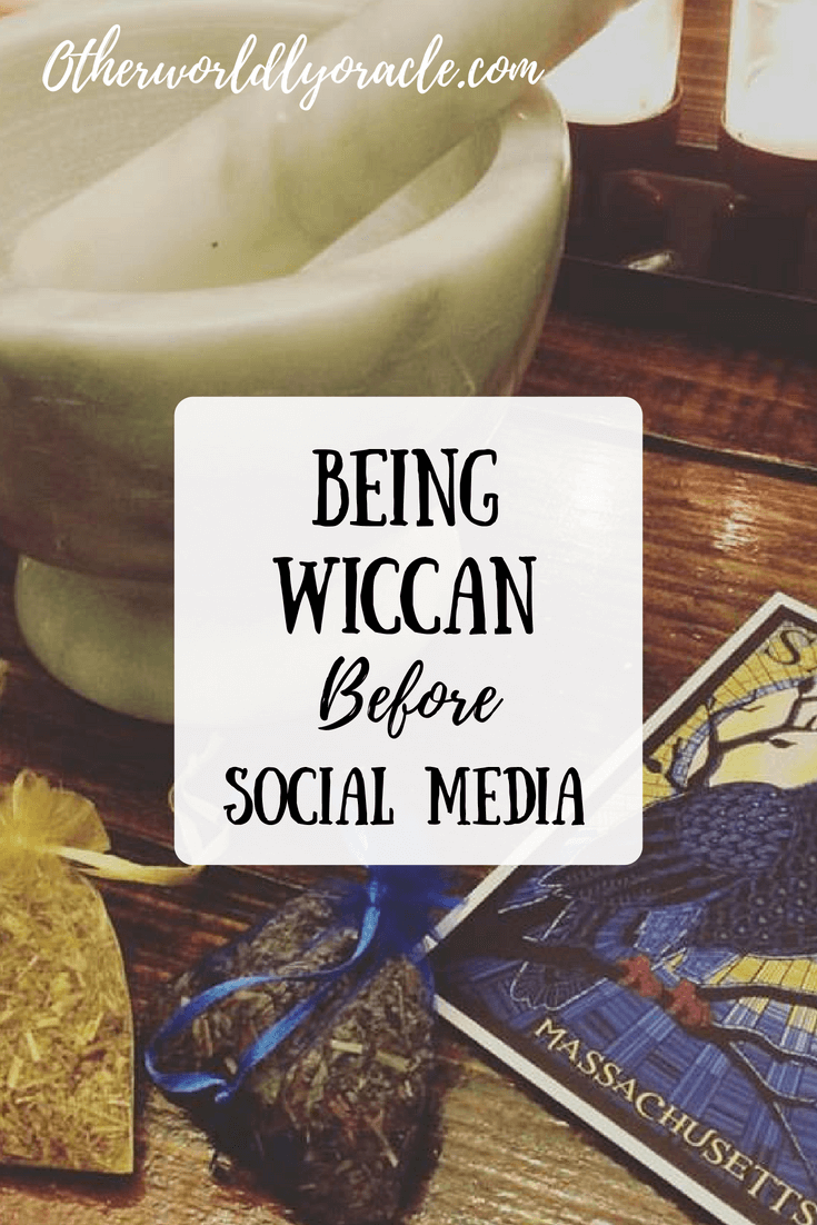 Being Teen Wiccan Before Social Media: Raw, Personal Confessions