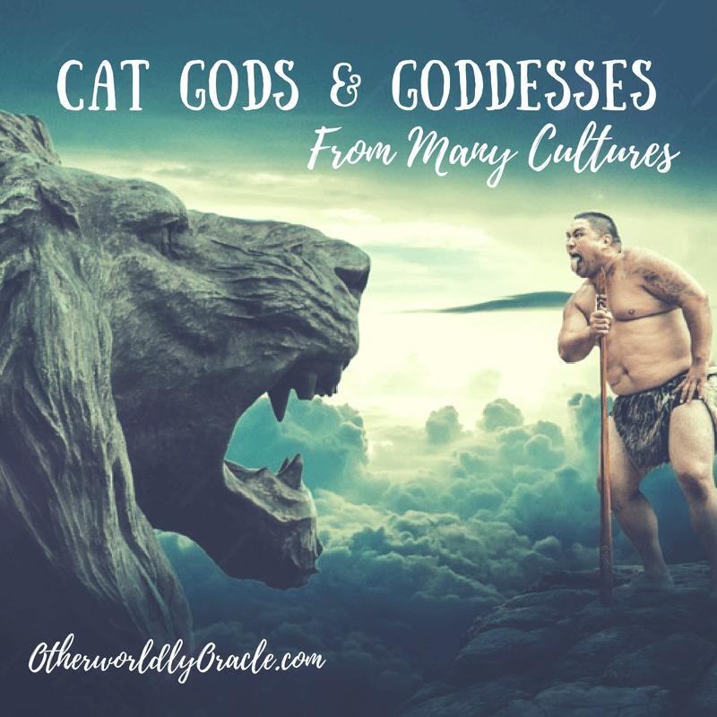 Cat Goddesses & Male Cat Gods + How to Honor Them