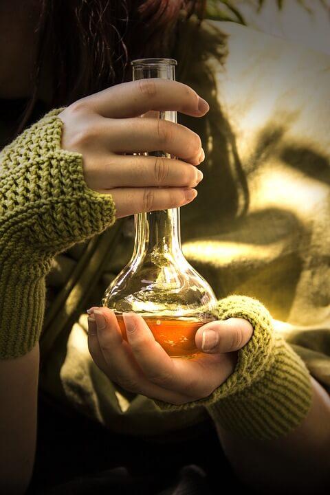 DIY Banishing Herbs, Oils, Chants, & Rituals to Get Rid of