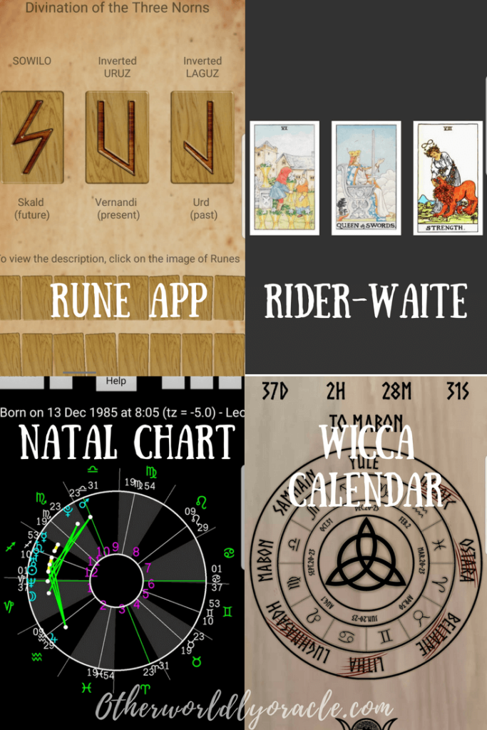 Technopaganism: Best FREE Witchy Apps for Android