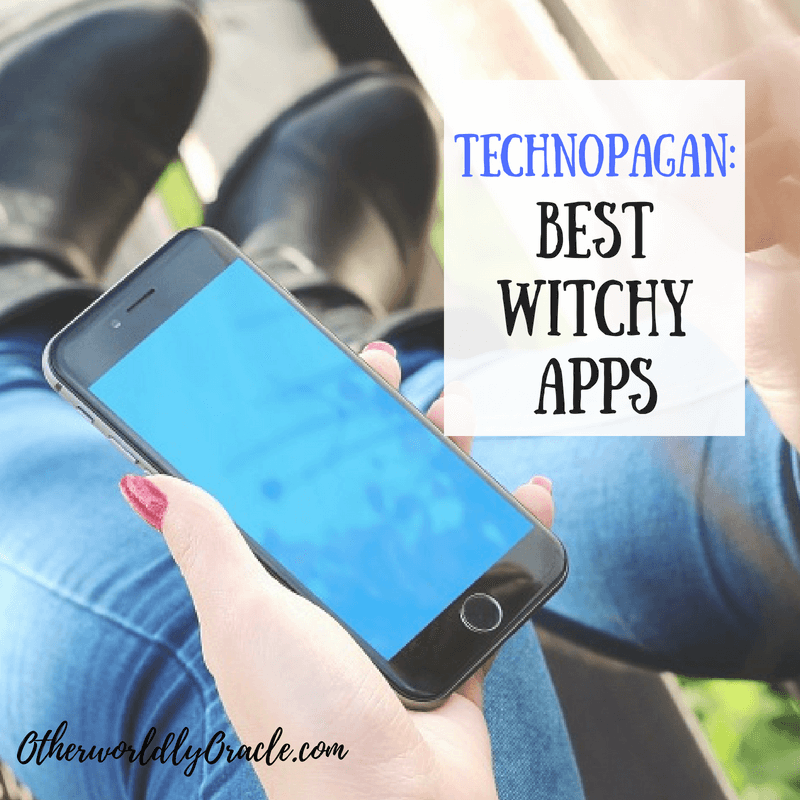 Green Kitchen App Android: Technopaganism: Best FREE Witchy Apps For Android