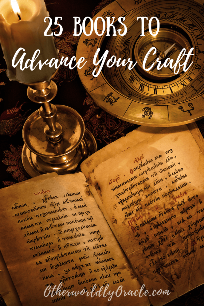 Beyond Wicca 101: TOP 25 Witchcraft Books to Advance Your Craft