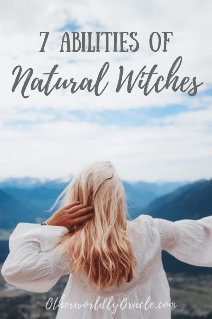 Natural Witch Abilities: Were You Born With Magical Powers?