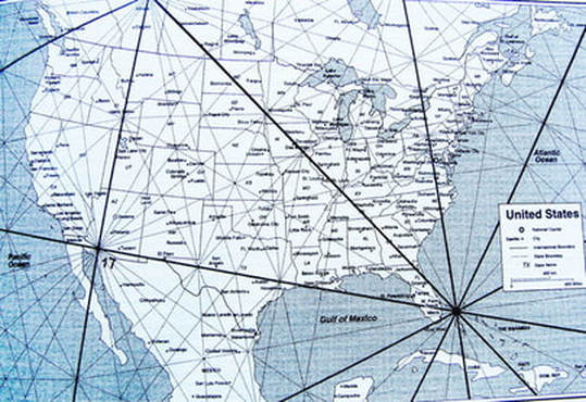 Ley Lines Map Us Sacred Sites & Pagan Places: Origins and How to Find Ley Lines