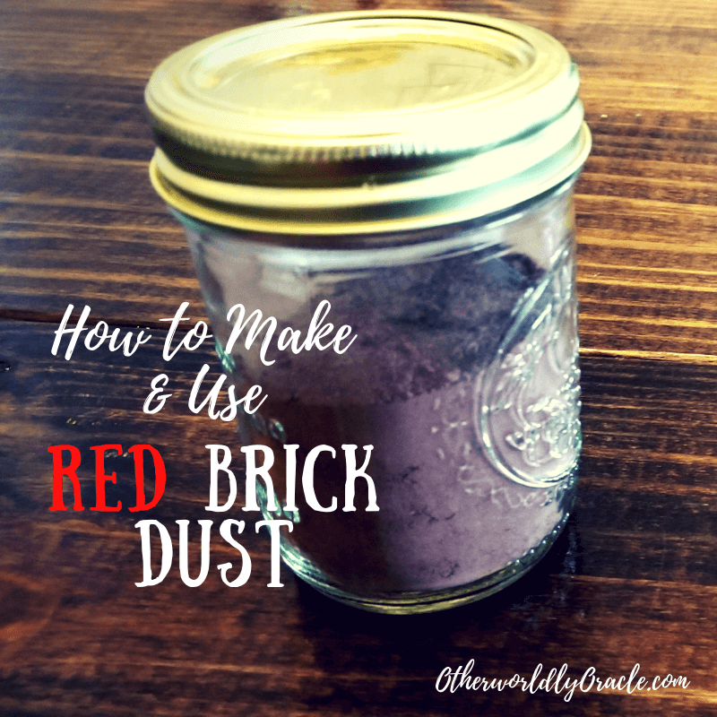 How to Make & Use Red Brick Dust to Protect Your Home