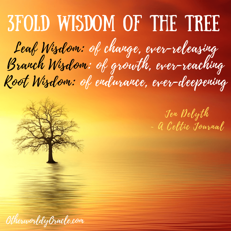 Threefold Wisdom of the Tree: Tree Magic