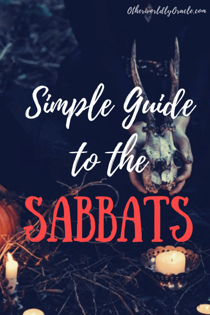 Sabbats Made Easy: Cheat-Sheet for the Wheel of the Year