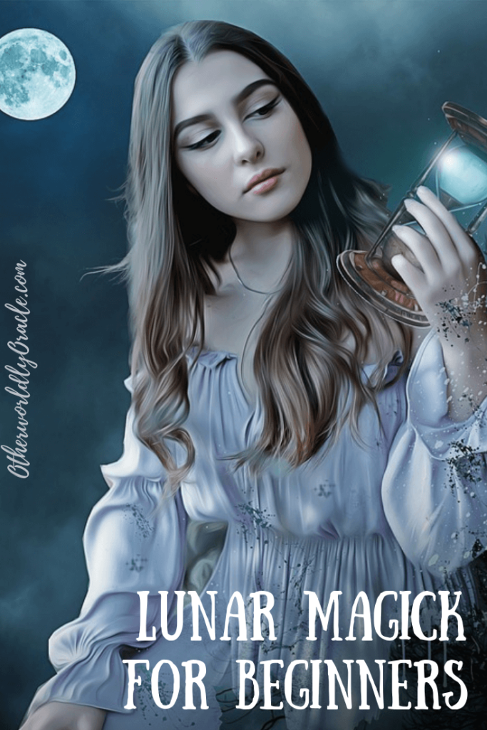 Lunar Magick for Beginners: Moon Phases, Correspondences, & More