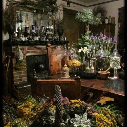 Make The Ultimate Magical Home With Witchy Decorating Ideas More