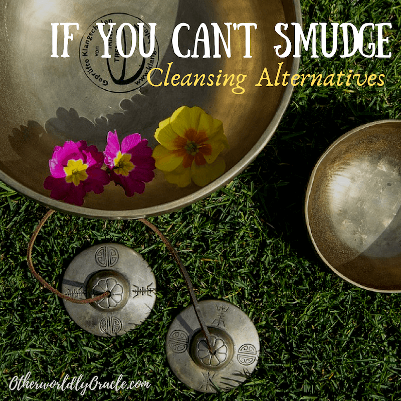 How To Cleanse Your Space Without Sage Smoke: 5 Alternatives