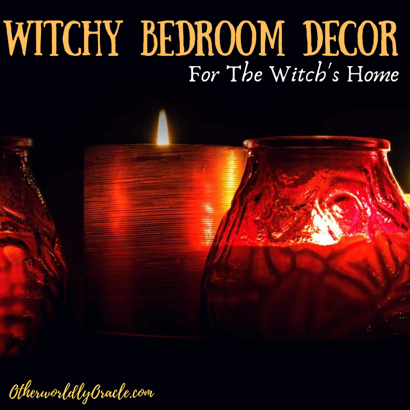 Witch's Home: Witchy Bedroom Decor Ideas