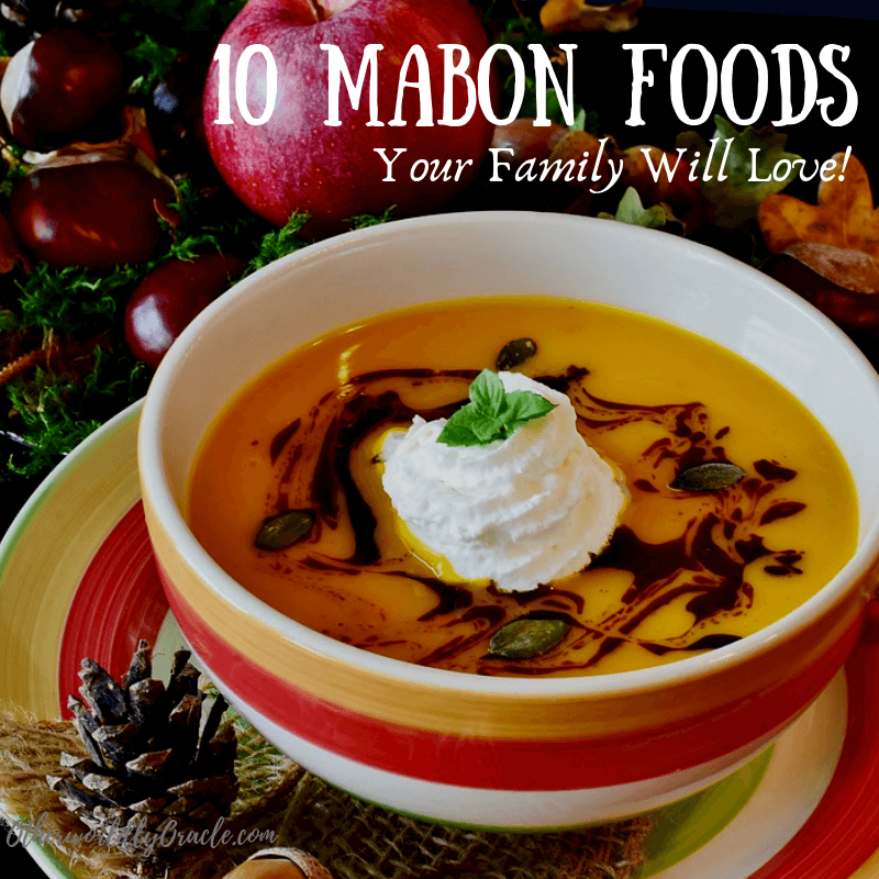 10 Delicious Mabon Foods And Recipes Your Whole Family Will Love
